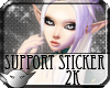 =EB= 2K Support Sticker