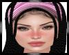 Headband Stripes P&W