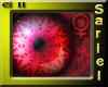 G II F Crimson Circular
