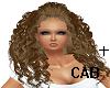 Curly Dark Blonde