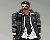 Jacket gray V&F