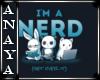 A+ I Am A Nerd