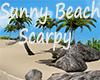 Sunny Beach Scarpy
