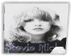 Stevie nicks pic B&W
