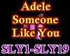 p5~Adele Someone Like u
