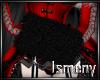 [Is] Fur Hand  Black