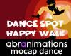 Happy Walk Dance Spot