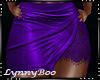 *Jacinta Purple Skirt