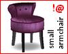 !@ Small armchair