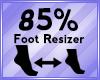 Foot Scaler 85%