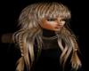 JoJo hair golden blonde