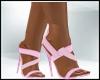 Bridesmaid Pink Heel