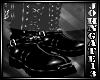 - Dark Combat Boots -