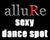 sexy allure dance spot