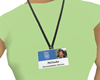 MsTonks Work Badge