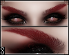 S. GOTH THICK RED