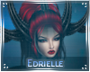E~ Succubus Demon Horns