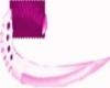 pink saber claw daggers