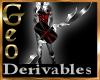 Geo Scorpion DoubleBlade