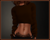 Crop Sweater BRN