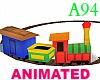 [A94] toy train
