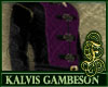 Kalvis Gambeson Purple