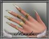 Glam Nails & Rings