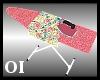 *OI* Pink Ironing Set