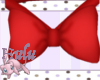 MEW kid red bow tie