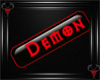 -N- Demon Sticker