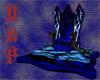 Blue Snake throne