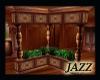 Jazzie-Corner Planter