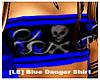 [LE]Blue Danger Shirt