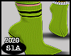 S| Grinch Boots