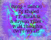 DJ- Wild Thoughts