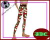 Christmas CAMO Pants F