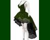 Emerald Leaf Dress