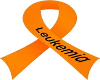 Ribbon for Leukima