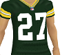Packers #27 E.Lacy