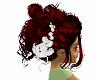 capelli sposa red