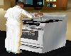 ANIMATED STOVE COOKING