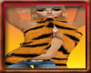 [AM69] Tiger Stripe Top
