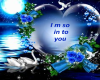 i m so in to you