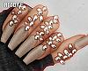 $ Amore Diamond Nails