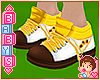 KIDS Sunflower Sneakers