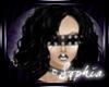 See-thru Spike Glasses W