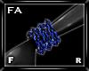 (FA)WristChainsOLFR Blue