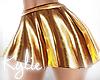 RLL Gold Skirt