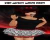 !TC Kids Mickey Dress