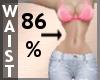 Waist Scaler 86% F A